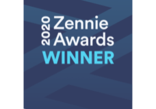 2020 Zennie Awards Winner@2x